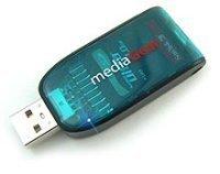 Gadget para leer tarjetas SD y MMC por el USB