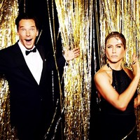 Benedict Cumberbatch y Jennifer Aniston