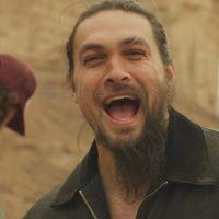 Jason Momoa le pone fin a su look con barba al rasurársela en pro del planeta