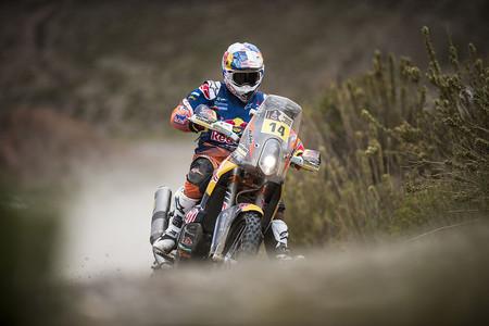 Sam Sunderland Ktm 450 Rally Dakar