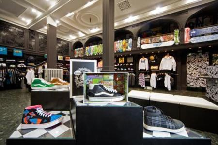 Vans flagship store