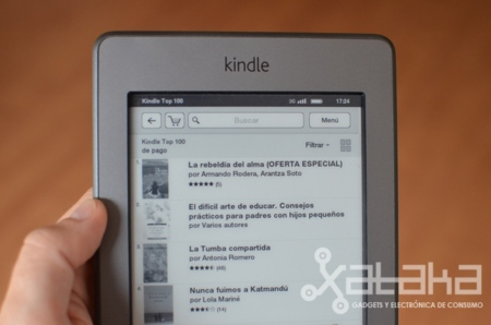 3G en Kindle touch
