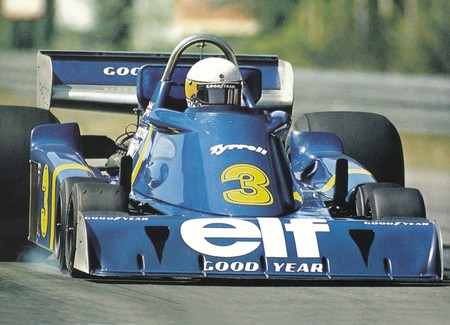 Scheckter Tyrrel P34 1976