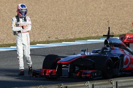 """Jenson Button: """"No tenemos posibilidad de ganar en Spa"""""""
