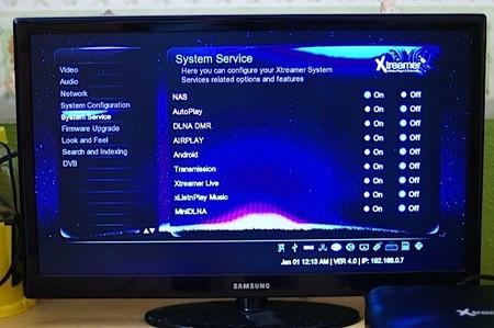 Servicios del sistema