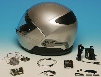 BMW perfecciona la comunicación en moto