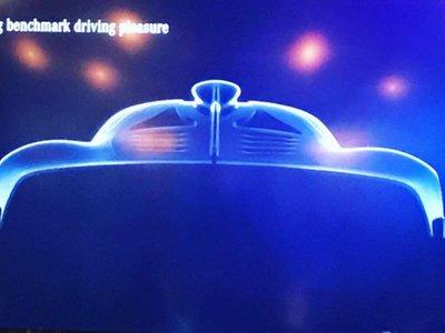 Si lo miras con poca luz, así se verá el próximo hiperdeportivo de Mercedes-AMG