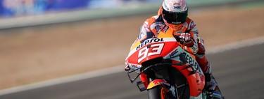 Marc Márquez, un piloto de puerta grande o enfermería: la lesión que cambia el escenario de MotoGP 2020