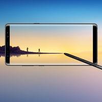 Samsung Galaxy Note 8: la gama Note vuelve más grande, más potente y con cámara doble