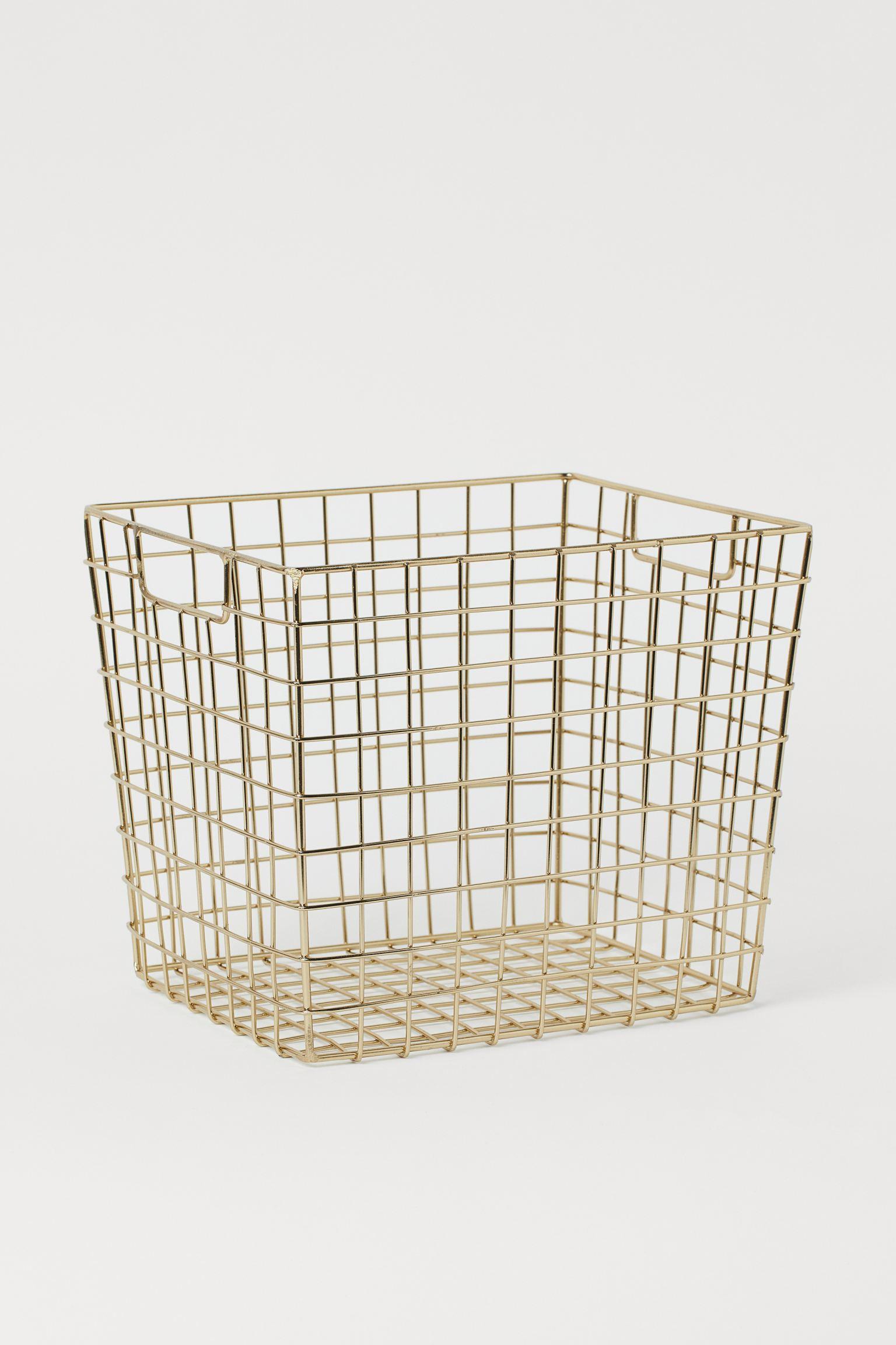 Caja de almacenaje de metal