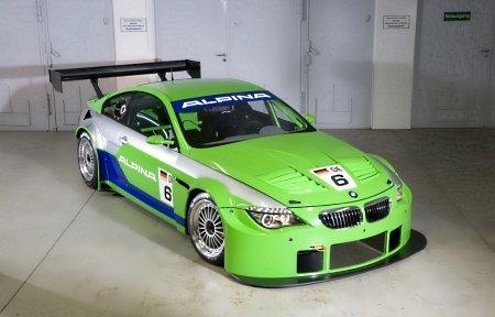 Ya conocemos el nuevo Alpina B6 GT3
