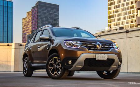 Renault Duster 2021 Prueba De Manejo Opiniones Mexico Fotos 38