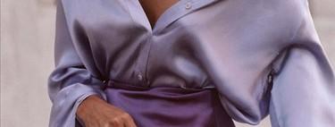 La invitada perfecta a una boda de día también se viste con falda y blusa