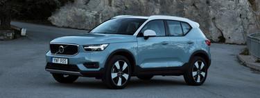 Probamos el Volvo XC40, un SUV compacto con argumentos para ser todo un éxito