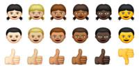 ¿Son racistas los nuevos emojis de Apple? Aviso de spoiler: NO