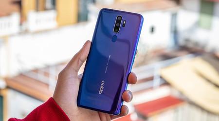 Los OPPO A9 (2020) y OPPO A5 (2020) comienzan a recibir Color OS 7 basado en Android 10