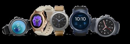 LG Watch Style y Sport: Android Wear 2.0 se estrena con estos dos relojes diseñados por Google
