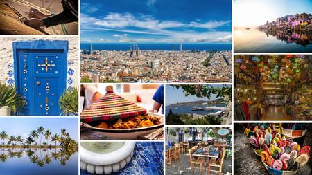 Barcelona Moodboard