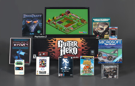 StarCraft, Guitar Hero, Portal y Animal Crossing entre los 12 juegos clásicos nominados al World Video Game Hall of Fame 2021