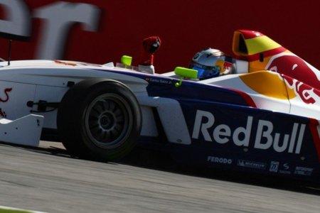La cantera: Carlos Sainz Jr triunfa en Silverstone
