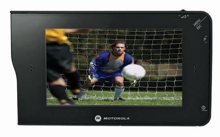 Motorola Mobile TV DH01n, televisión y GPS