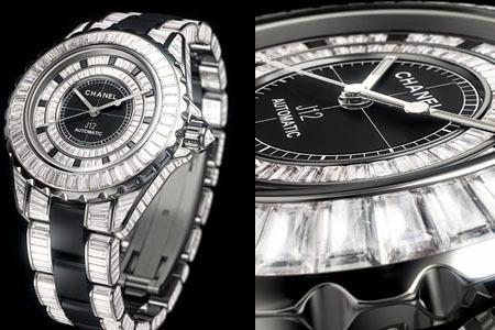Relojería de lujo en Chanel