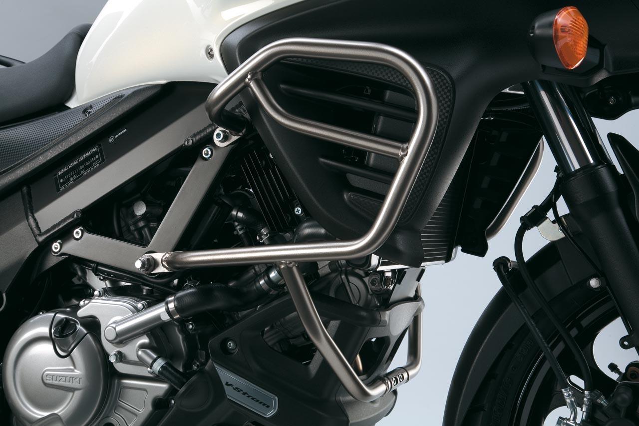 Foto de Suzuki V-Strom 650 2012, fotos de ambiente y accesorios (14/32)