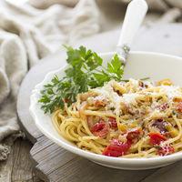 57 recetas de pasta