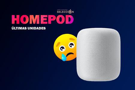 El HomePod original empieza a desaparecer: en estas tiendas todavía está disponible al primer altavoz con Siri de Apple