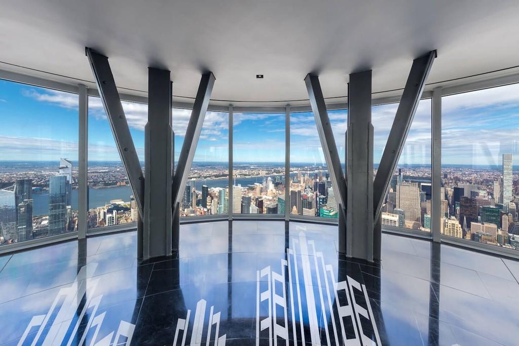 Así luce el nuevo mirador en la planta 102 del Empire State Building