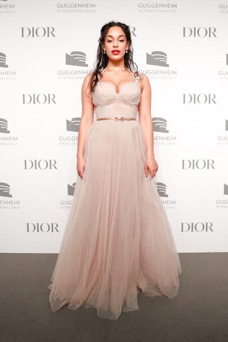 Dior Gig Gala 2018 Jorja Smith