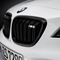 Los accesorios M Performance del BMW M2. Queridos Reyes Magos...
