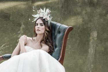 Mibúh, la firma de complementos de las famosas, ahora marca la diferencia con una colección de novias
