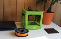 [Vídeo] Micro, una impresora 3D casera