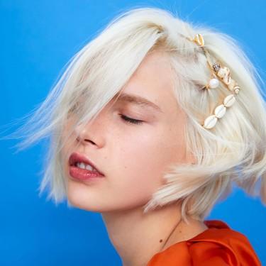 Zara se une a la moda de las pinzas de pelo y nos ofrece packs low-cost irresistibles para vestir nuestra melena