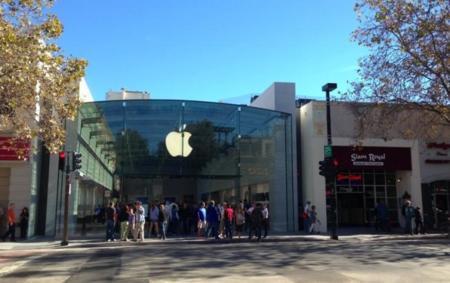 ¡No te oigo! La nueva Apple Store de Palo Alto es demasiado ruidosa