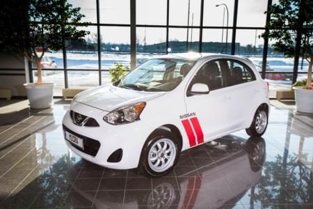 Nissan Micra Cup, una edición especial inspirada en las competencias
