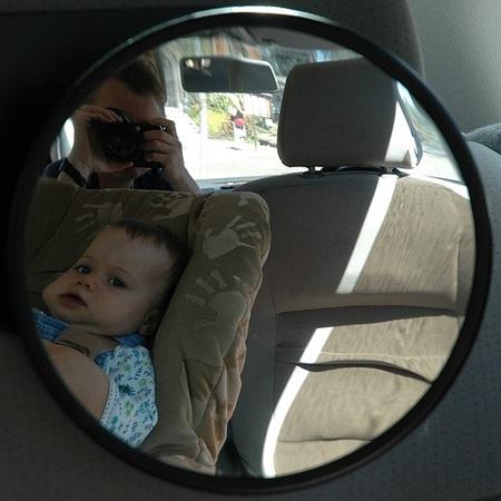 espejos en el coche para ver a los ni os On espejos para ver a los bebes en el coche