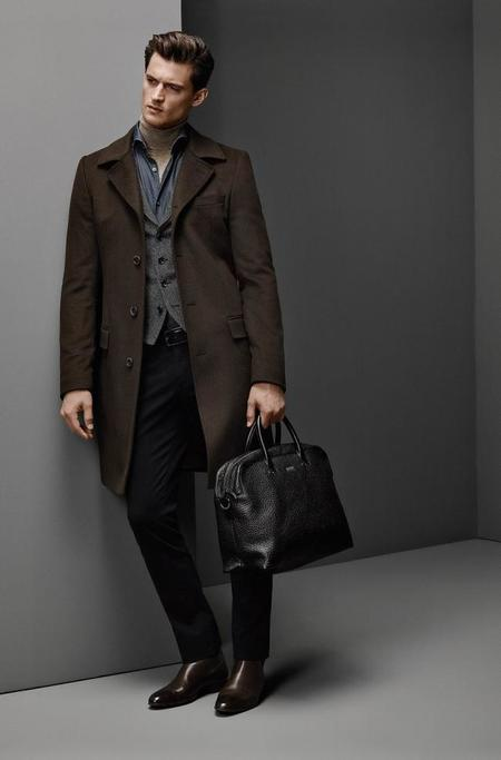Hugo Boss Modern Minimalism Fall 2014