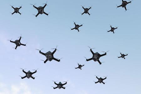 Rusia afirma que su base militar en Siria fue atacada por un grupo de drones caseros, pero no saben quién los mandó