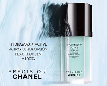 Chanel Hydramax + Active, un serum para hombre