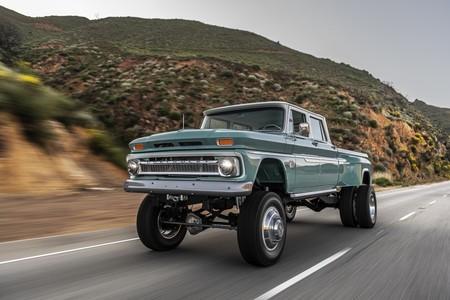 Rtech Fabrications Chevrolet Ponderosa restomod