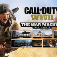 La Máquina de Guerra, el segundo DLC de Call of Duty: WWII, repasa en un espectacular tráiler sus nuevos mapas