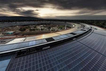 ¡Hasta luego, drones! Apple tiene un equipo de seguridad que avisa a la policía si los pilotos sobrevuelan el Apple Park