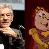'La bella y la bestia', Ian McKellen será Ding Dong