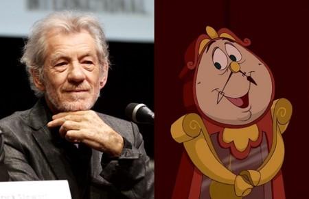Ian McKellen și Ding Dong