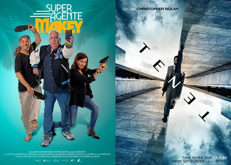 Leo Harlem contra Christopher Nolan: Atresmedia planta cara a 'Tenet' anunciando la fecha de estreno de 'Superagente Makey'
