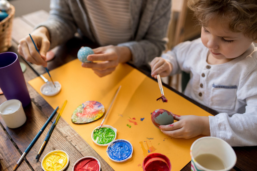 Manualidades para hacer con niños - Couverture