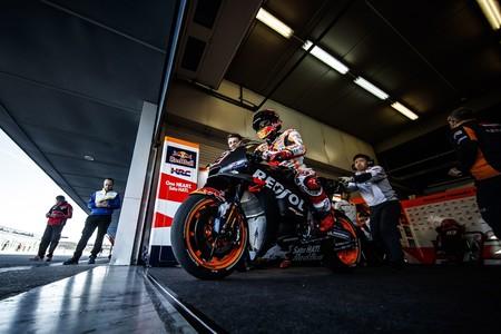 Marc Marquez Test Jerez 4