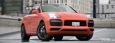 Porsche Cayenne Turbo Coupé, a prueba: 550 hp para un SUV tan imponente como ágil